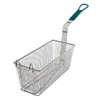 "Fryer Basket 13"" Rectangle"