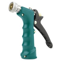 Industrial Hose Nozzle Green