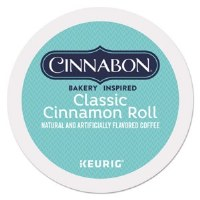 K-Cup CB Cinnamon Roll (24)