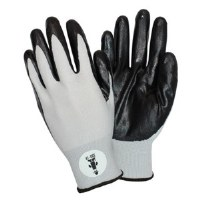 Gloves Coated Knit XLarge (12)