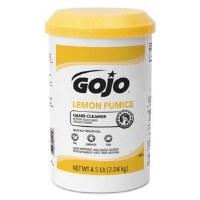 Gojo Lemon Pumice Hand Cleaner