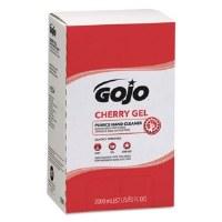 Gojo Cherry Gel Pumice Hand Cleaner 2000mL (4)