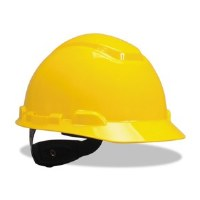 Hard Hat H-700 Series Yellow