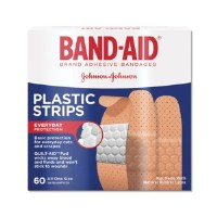 "Flexible Fabric Adhesive Bandages 1"" x 3"" (100)"