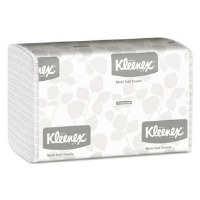 Kleenex White Multifold Towels (2400)