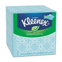 Kleenex Lotion Facial Tissue (27/75)