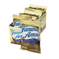 Famous Amos Cookies Snack Pack