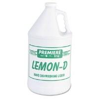 Lemon-D Dish Detergent
