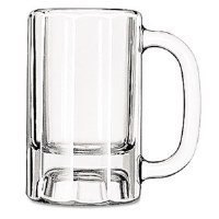 Libbey Beer Mugs 10oz (12)
