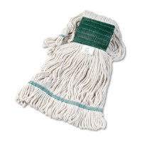 Looped Medium White Mop