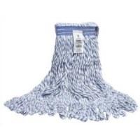 Finish Mop Blue/White Large
