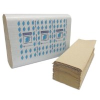 Brown Multifold Towels GEN4008