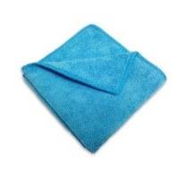 Microfiber Cloth 16x16 Blue