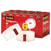 Scotch Transparent Tape (6)