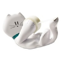 Scotch Tape Kitty Dispenser