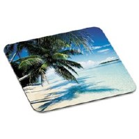 Mouse Pad Beach Design