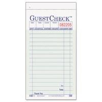 Guest Check Pad 2-Part (50)