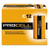 """Duracell Procell """"C"""" (12 pk)"""