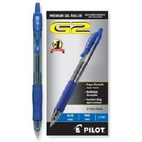 Pilot G2 Premium Gel Pen Blue