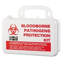 Small Industrial Blodborne Pathogens Protection Kit
