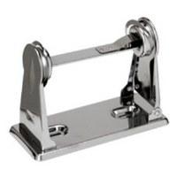 Locking Single Toilet Tissue Dispenser