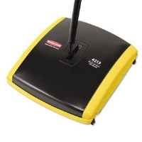 Rubbermaid Dual Action Sweeper