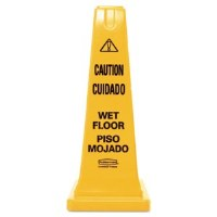 Wet Floor Safety Cone RM