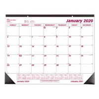 Deskpad Monthly Calendar 2020