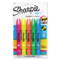 Sharpie Highlighter Gel (5)