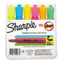 Sharpie Highlighter Multi (6)