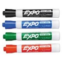 Dry-Erase Marker Multi (4 )