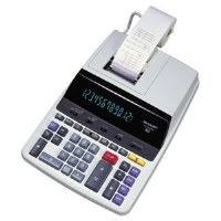 Sharp Two-Color Calculator