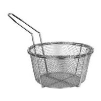 "Fryer Basket 9.5"" x 5"" Round"