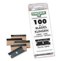 Single Edge Blades (100)