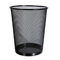 Desk Wastebasket Mesh 18qt