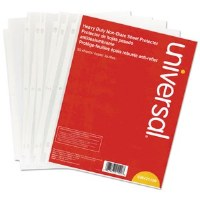 Universal Poly Sheet Protector