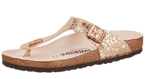 Birkenstock 1005674 Metallic Copper