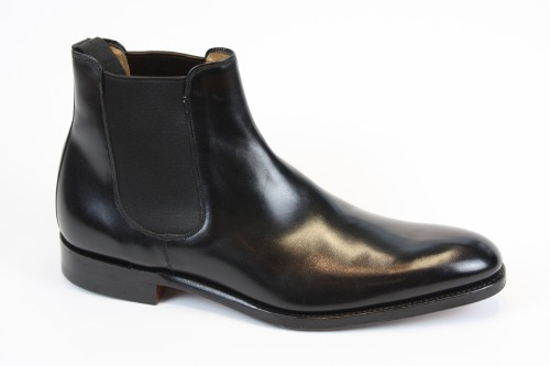 Cheaney Threadneedle Black Calf
