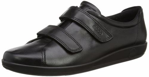 Ecco 206513 Soft 2.0 56723 Black Leather