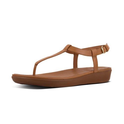 FitFlop Tia Toe-Thong L36-098 Caramel
