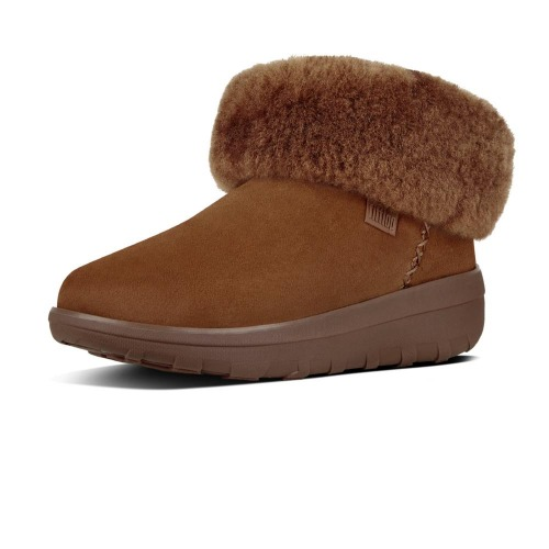 Fitflop Mukluk Shorty B96 047 Chestnut