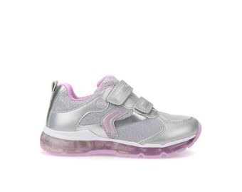 Geox J Android J8245A C0566 Silver Pink