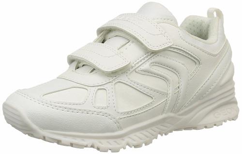 Geox J Bernie J5411G C1000 White