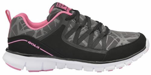 Gola Ala612XK Lun Black Pink