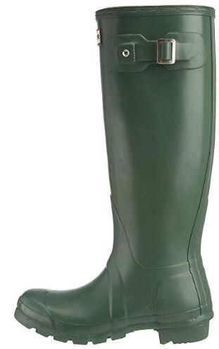 Hunter Original Tall W23177GRN Green