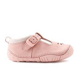 Start Rite Baby Bubble 07416 Pink Nubuck