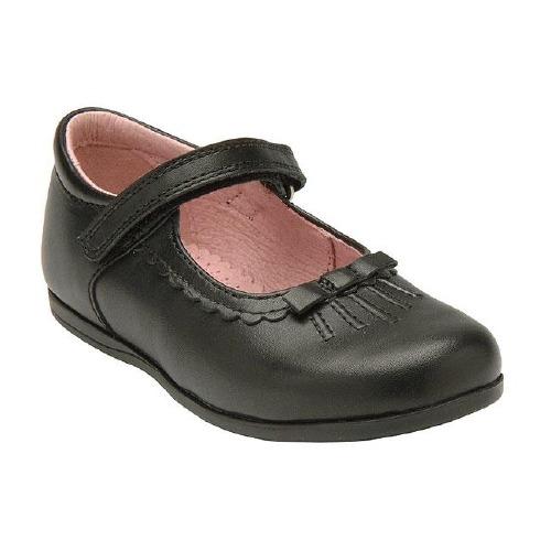Start-Rite Kay Black Leather
