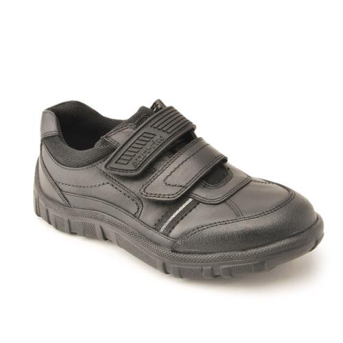 Start-Rite Luke 22737 Black Leather