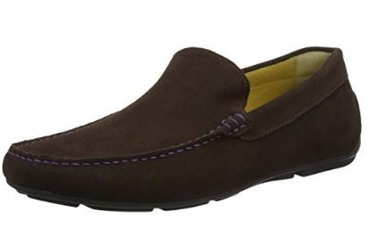 Steptronic Dustin Brown Suede