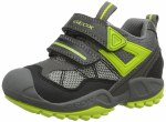 Geox J New Savage Boy A J721VA C0666 Grey Lime